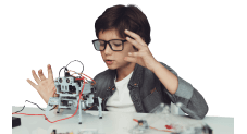 Online robotics course for kids to combine the power of code and robotics