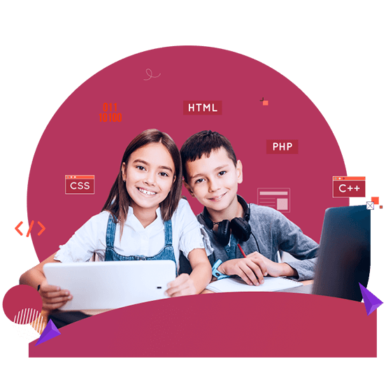 Online web development courses for kids to create stunning websites