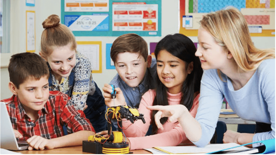 Need Of Introducing Coding And Robotics At School Level